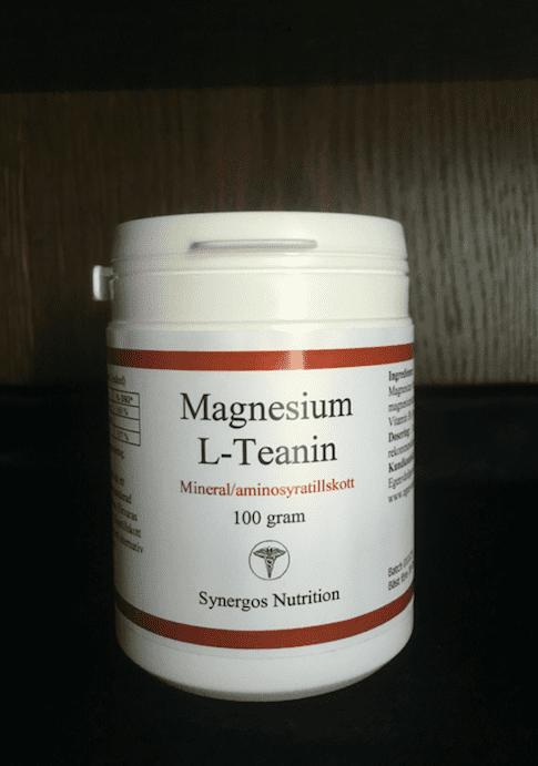 magnesium lös mage