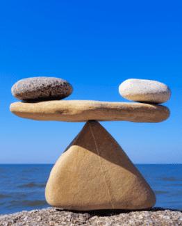 Mental balans